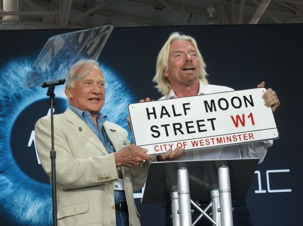 Aldrin and Branson