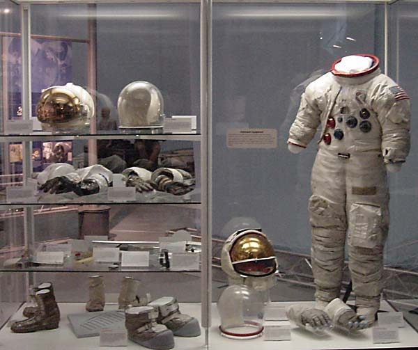Spacesuits and misc.